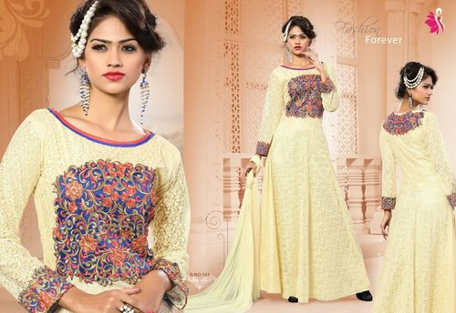 Khwaish Suits Memsaab Gowns Wholesale Rate