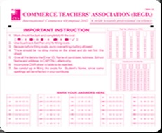 Election Forms OMR Sheets