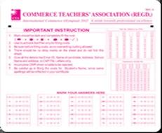 Employee Promotion Assessment OMR Sheet