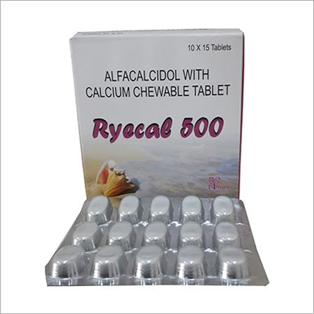 Alfacalcidol  + Calcium