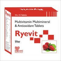 Multivitamin + Multiminerals + Antioxidants