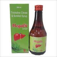 Tricholine Citrate & Sorbitrol Syrup