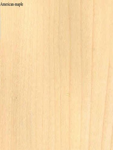 American-Maple Veneers