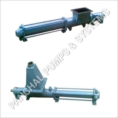 High Viscous Material Pump / Wide Throat Pump