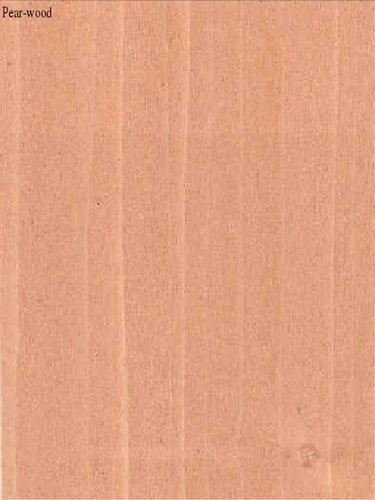 Pear Wood Veneers