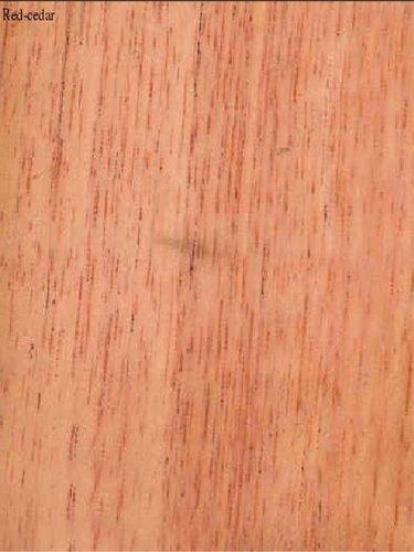 Red Cedar Veneers