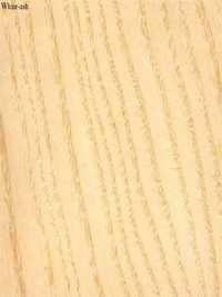 White Ash Veneers