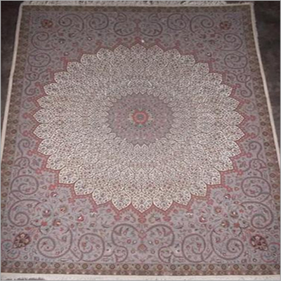 Hand Knotted Woolen Carpet