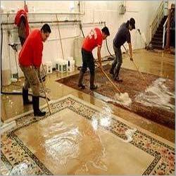 Carpet Washing Service