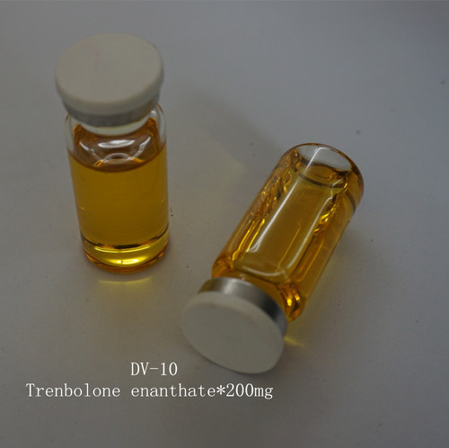 Anabolic Steroid Injection