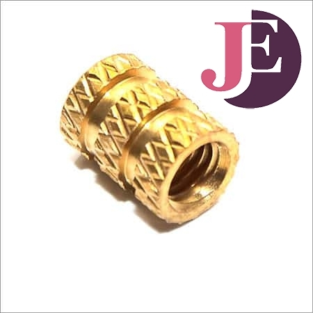 Brass Diamond Knurling Inserts