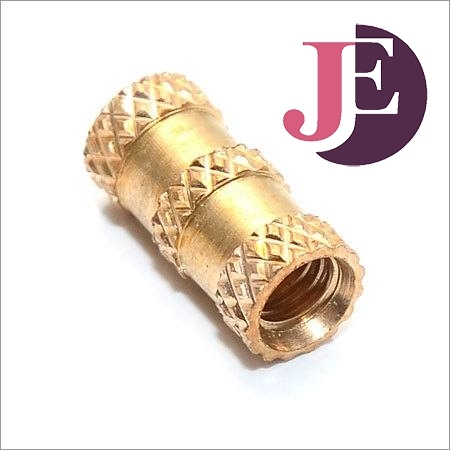 Brass Diamond Inserts