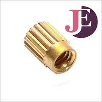 Brass Threaded Bushes