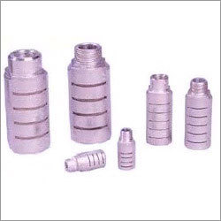Pneumatic Fitting and Silencer