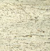 Raw Silk Ivory White Granite