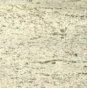Raw Silk Ivory White Granite