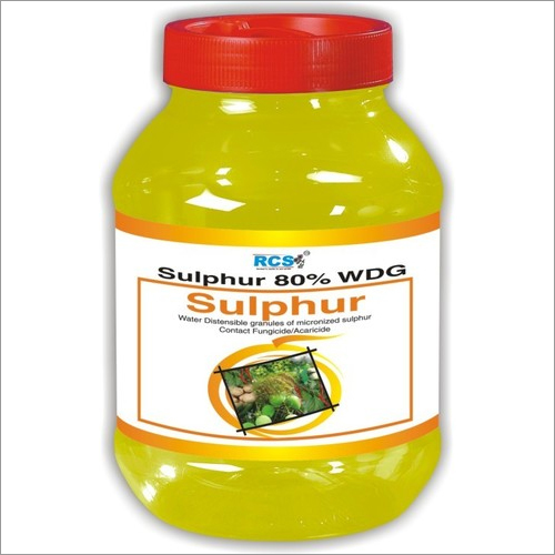 Sulphur 80 WDG
