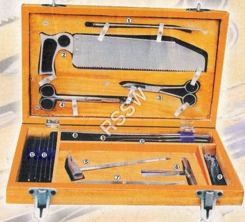 Autopsy Kit Postmortem Set
