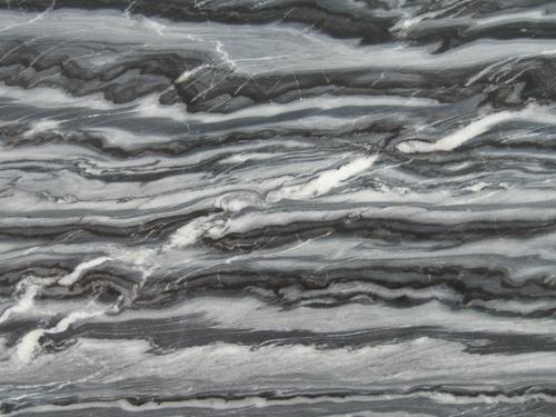 Black Wave Marble
