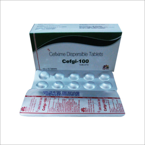 CEFGI 100 Tablet
