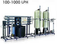 100-1000 LPH Industrial RO Plant