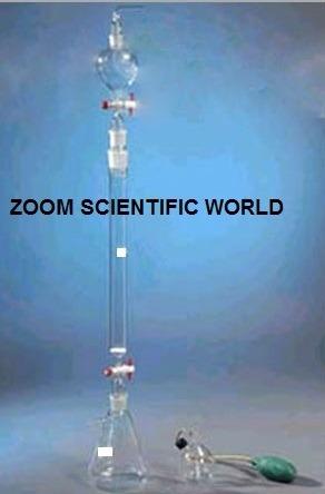 Chromatography Apparatus Semi Micro