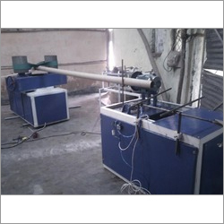 Spiral Paper Tube Making Machine