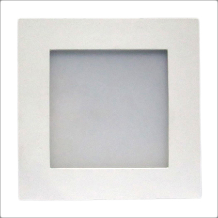 6&12 Watt Square Slim Panel