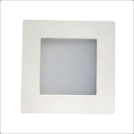 3&6 Watt Square Slim Panel Light