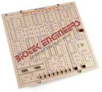 MODULE FOR THE ANALYSIS AND REALIZATION OF EXPERIMENTS OF DIGITAL ELECTRONICS