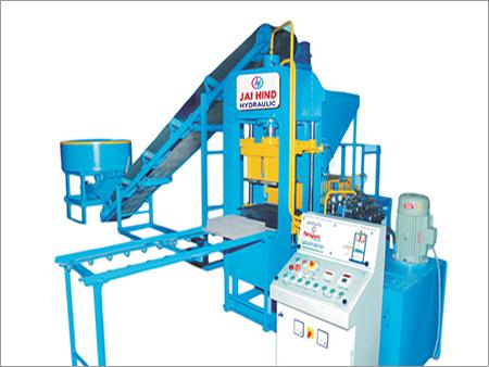 Automatic High Pressure Bricks Machine