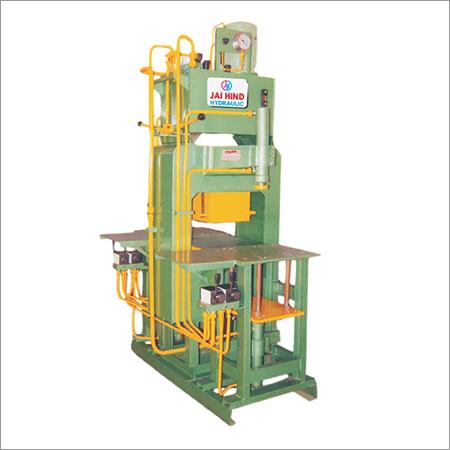 4o Ton High Pressure Paver Block Machine
