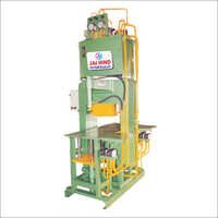 70 Ton High Pressure Paver Block Machine