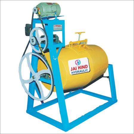 Industrial Color Drum Machine