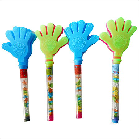 Clappig Hand Saunf Candy Toy