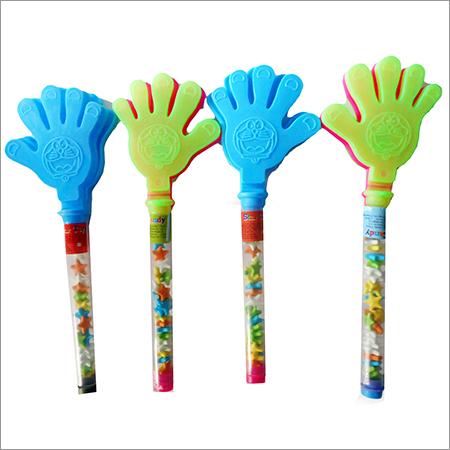 Clappig Hand Saunf Candy Toy
