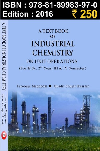 Text Book of Industrial Chemistry