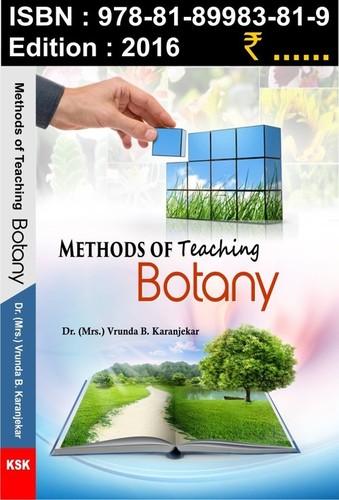 Methods of teaching botany