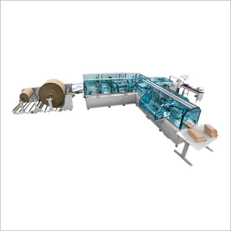 Cartonwrap Machine