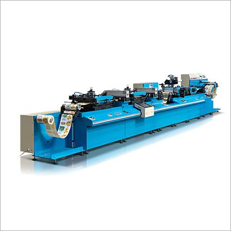 Slat Screen Printing Press