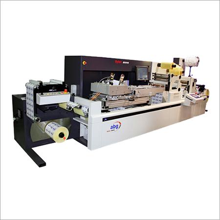 Omega Booklet Machine