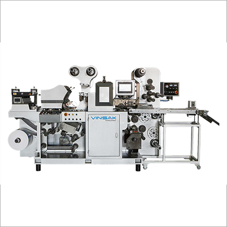 In Mold Label Die-Cutting Machine