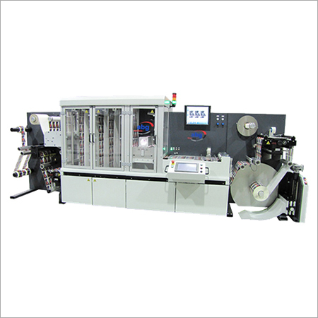 Flytec Inspection Slitting Rewinding Machine