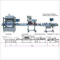 Auto Pistone Filling Machine