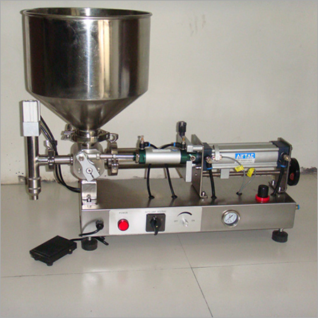 Peast Filling Machine