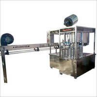 Rinsing Filling Machine