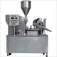 Semi Auto Tube Filling Machine Royal Pack