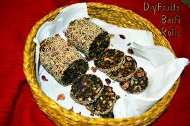 Mix dryfruit Roll