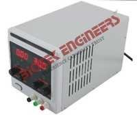 SINGLE PHASE BENCH POWER SUPPLY