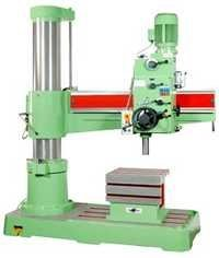 63 MM Radial Drill Machine